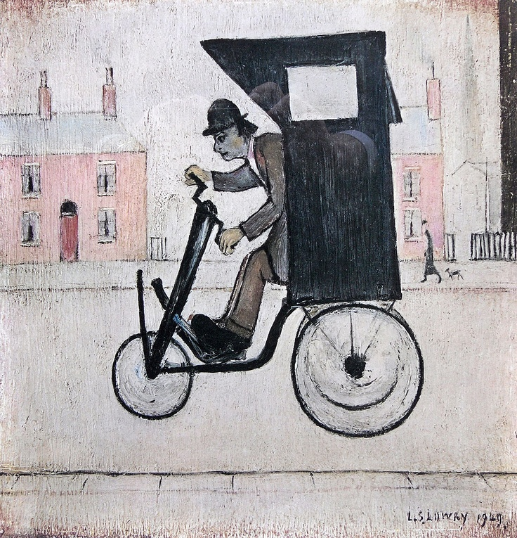 L.S. Lowry - Contraption