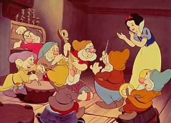snow white and the seven dwarfs, the 75th anniversary ...