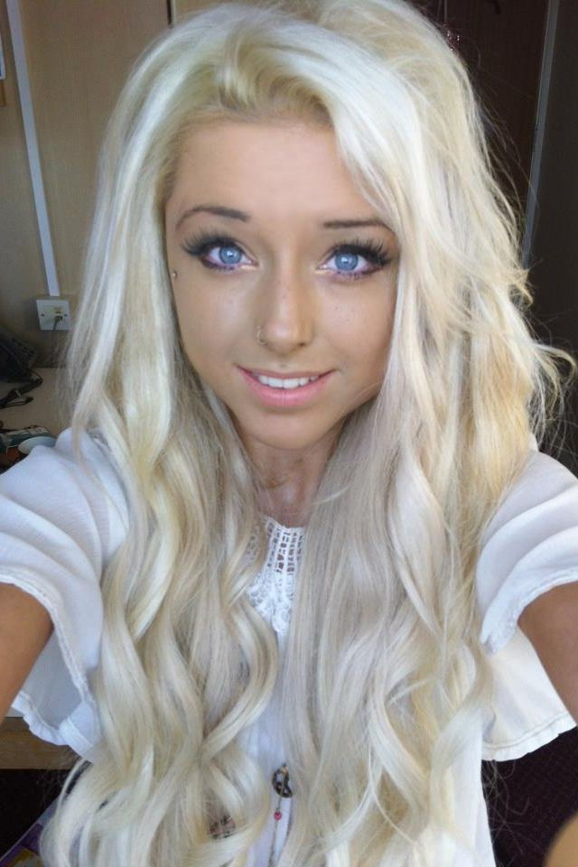 Pretty Blonde Teen Girl Stock Image Image Of Outside: Pretty Scene Blonde Hair