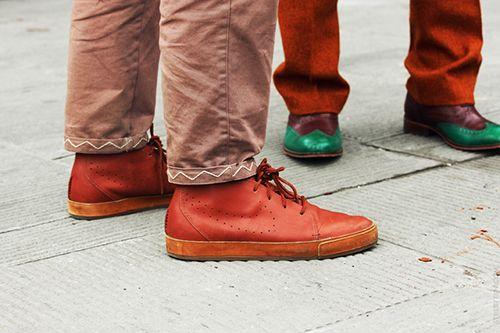 shoes: Shoes, Fashion, Mens, Color, Pitti Uomo, Street Styles, Nikes, Photo