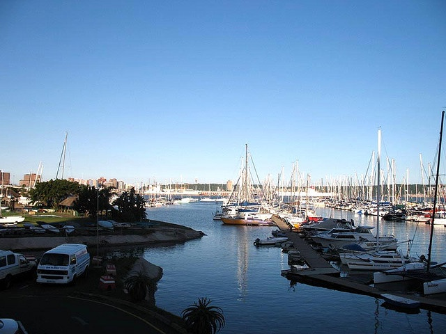 durban harbour      - Awesome South Africa. Think about Immigration to South Africa
