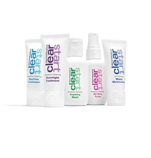 Expressions Skin Care and Make-up - Clear Start Kit (5 piece), $38.00 (http://stores.expressionskincare.com/clear-start-kit-5-piece/)
