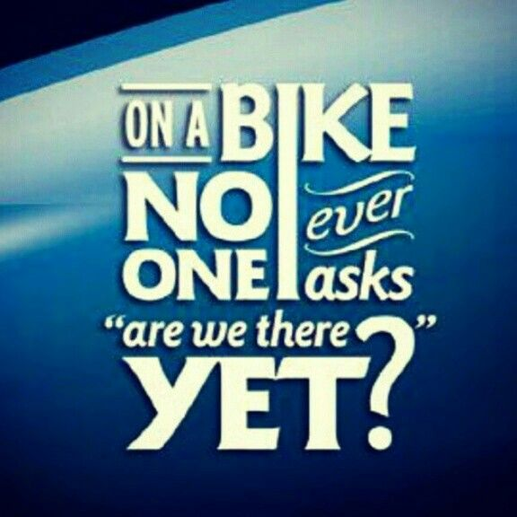 Motorcycle Sportbike Rider Quote Travel Kids