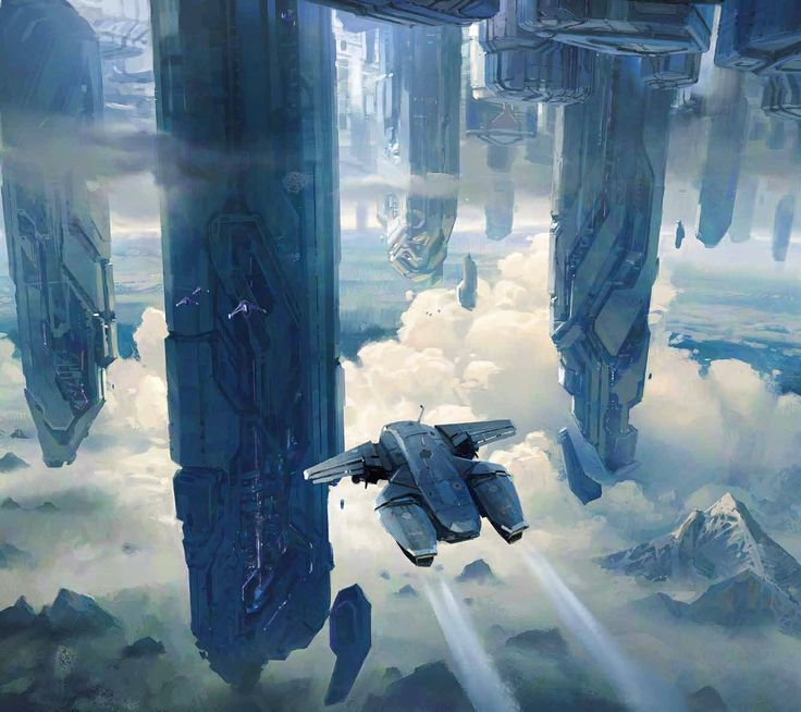 343 industries concept art - Google Search