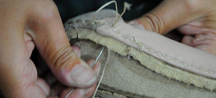 Lavorazione Oscar per calzature artigianali - Oscar Technique for handmade footwear