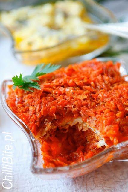 """ChilliBite.pl - motywuje do gotowania!: Najlepsza ryba """"po grecku"""""""