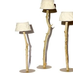 FLAMANDS ROSES Set of three lamps. Designed by Baptized by nature. Available on http://www.darwinshome.com/en/lighting/745-flamands-roses-lamps-trio.html