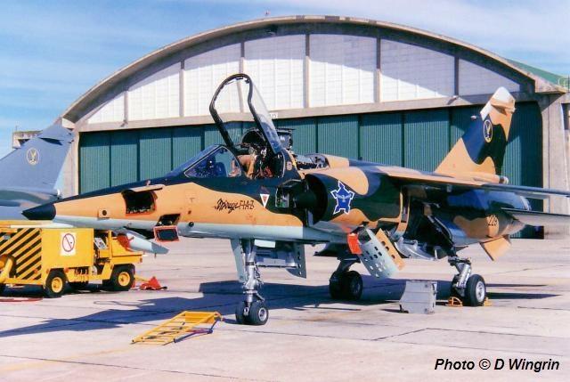 Mirage F1AZ