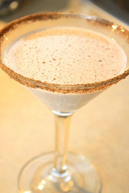 Cocktail recipe for a The Orgasm  made with 1 part vodka  1 part Bailey's   1 part Kahlua   1 part Armaretto   1 part cream