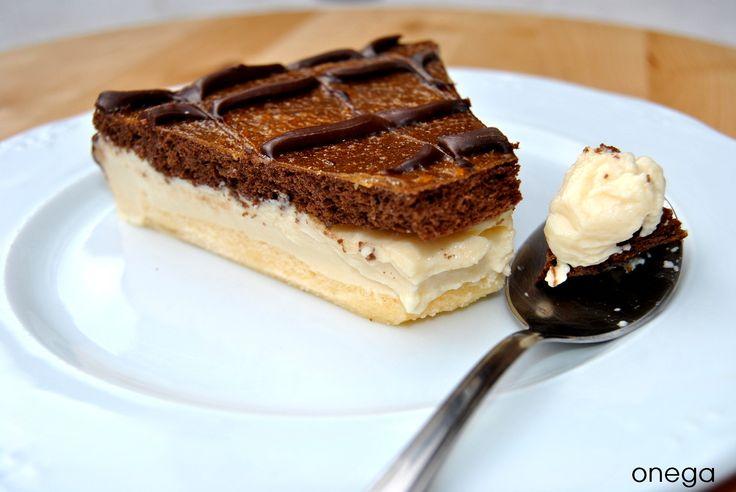 Tarta de queso y chocolate (dieta Dukan) | Magia en mi cocina | Recetas fáciles de cocina paso a paso