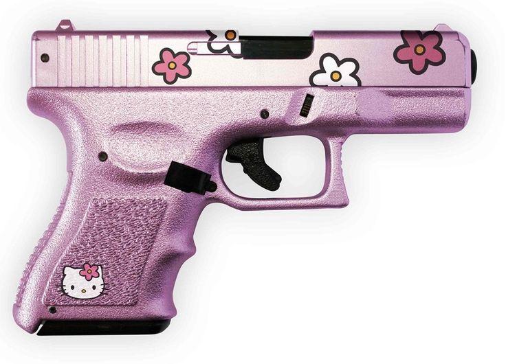 Guns-Hello Kitty-HELLO