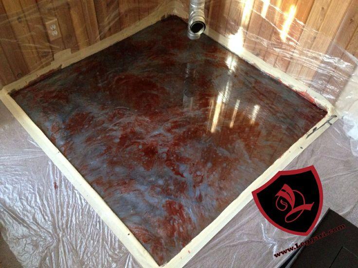 179 Best Diy Metallic Epoxy Floor Coating Kits Leggari