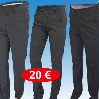 Ανδρικά παντελόνια ποιότητας κλασσικά-κοστουμισού- Μεγέθη 48-58 σε ...