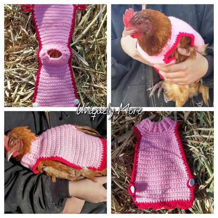 Ravelry: Flouncy Chicken Sweater by Kris Moore