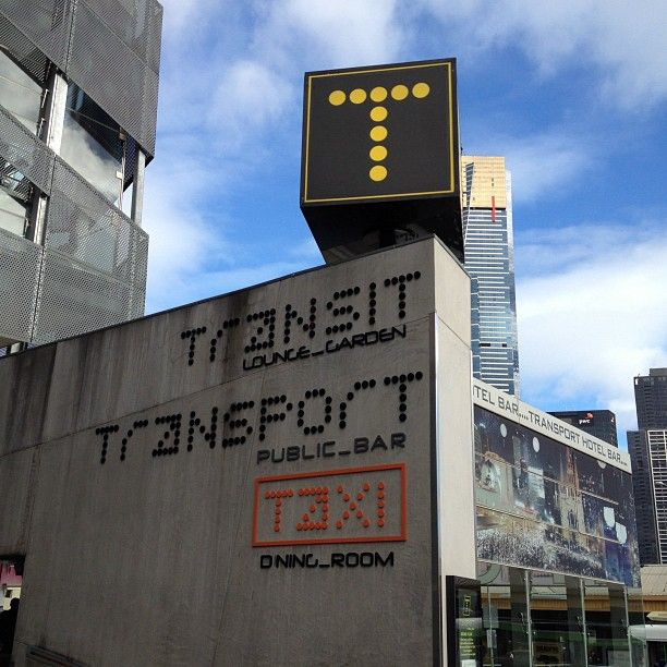 Transport Hotel in Melbourne, VIC