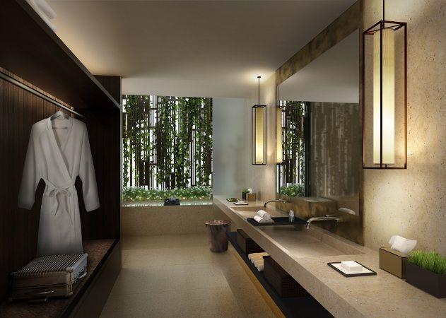 960 best hotel resort spa images on pinterest hotel for Balinese bathroom design