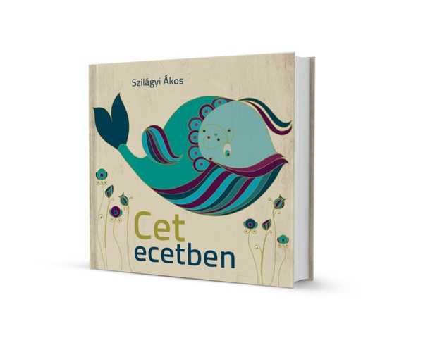 Childrens book illustration by Réka Kónya, via Behance