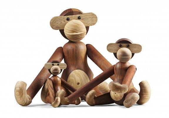 Bungalow5 Kay Bojesen Monkey New Size