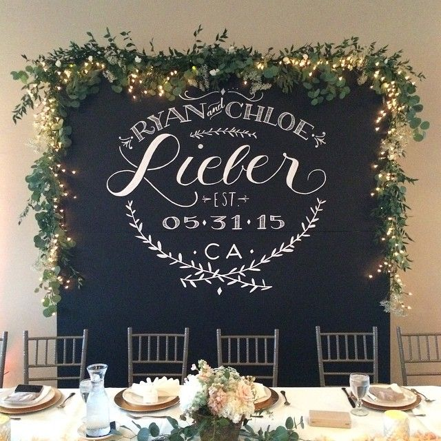 Sandra Nicole Designs can create a backdrop such as this  for your wedding day Www.sandranicole.com