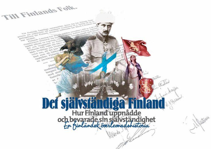Det självständiga Finland - Frihetskrigets Södra Traditionsförening