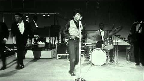 """James Brown performs """"Night Train"""" on the TAMI Show (Live) - YouTube"""