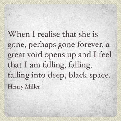 Henry Miller Tropic Of Cancer quote