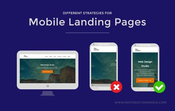 mobile-landing-page