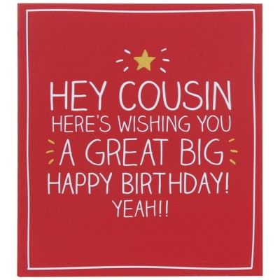 17 Best Cousin Birthday Quotes – Birthday Cards for Cousins