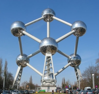 The Atomium: a Brussels landmark