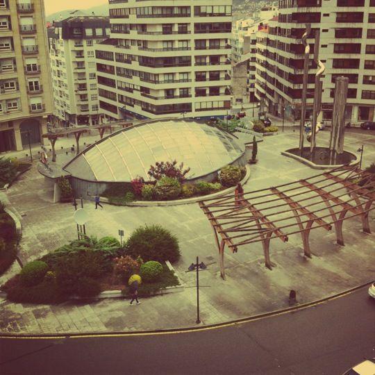 C.C Plaza Elíptica in Vigo, Galicia