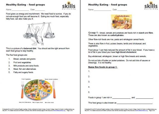 Printables Independent Living Skills Worksheets 1000 images about independent living skills on pinterest worksheets free google search