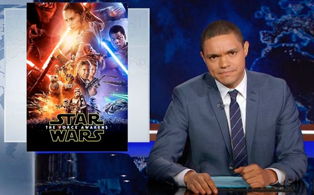 Host Trevor Noah and Chief Fantasy Culture Correspondent Jordan Klepper gleefully skewer the racist complaints about the casting of JJ Abrams' new saga.