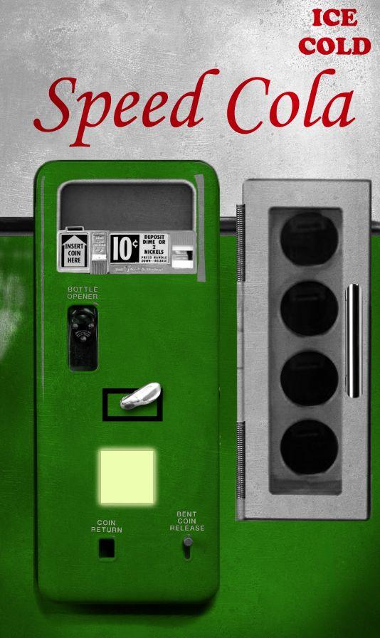 Speed cola Mini fridge wrap dirty – Rm wraps Store. Click on the image to order.