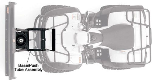 Warn Pro Vantage UTV Front Mount Snow Plow Mount Kit 83503