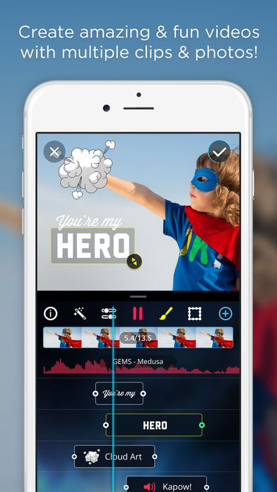 iPhone Скриншот 1