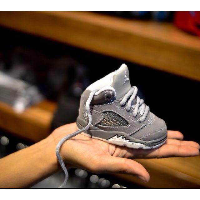 Baby air Jordan's !