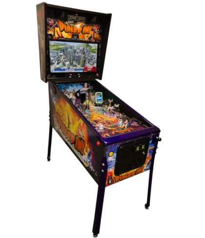 Dialed In Collectors Edition Pinball Machine