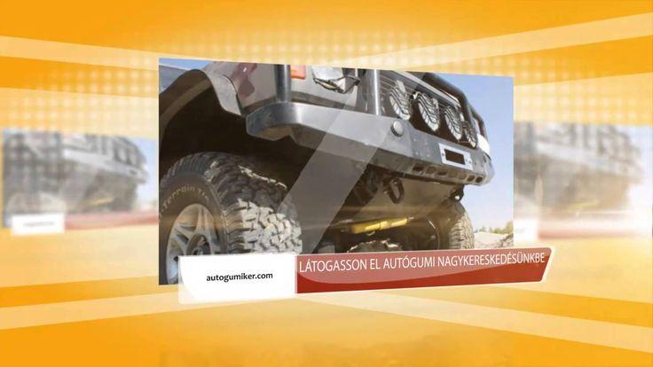 Autógumiker: az autógumi nagyker   http://autogumiker.com/