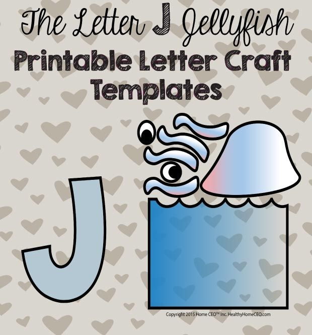 36 best preschool letter craft templates images on pinterest