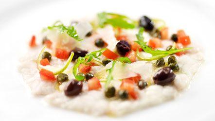 Asto Keukens -  Recept - Tongfilet met tomatenolijven vinaigrette http://www.miele.nl/c/recepten-zoeken-373.htm?action=getRecipeDetailid=4764