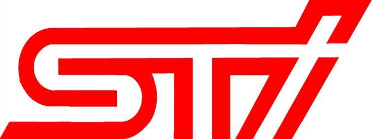 logo sti japan pinterest logos subaru impreza and. Black Bedroom Furniture Sets. Home Design Ideas