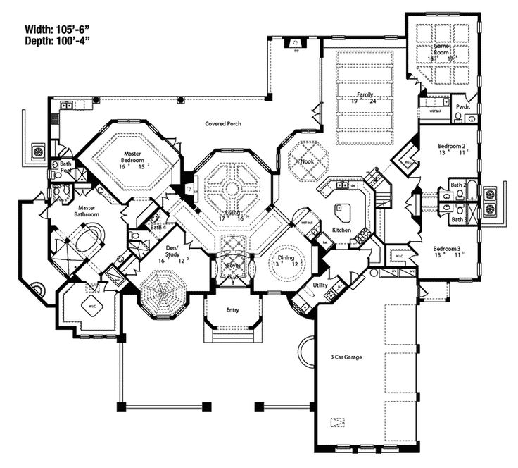 39 Best Images About Home Floorplans On Pinterest More