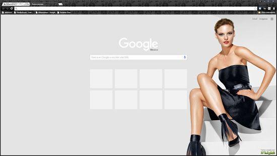 how to make own theme on google chrome