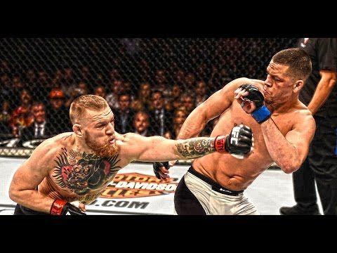 StarkMMA: Conor McGregor vs Nate Diaz [FIGHT HIGHLIGHTS]