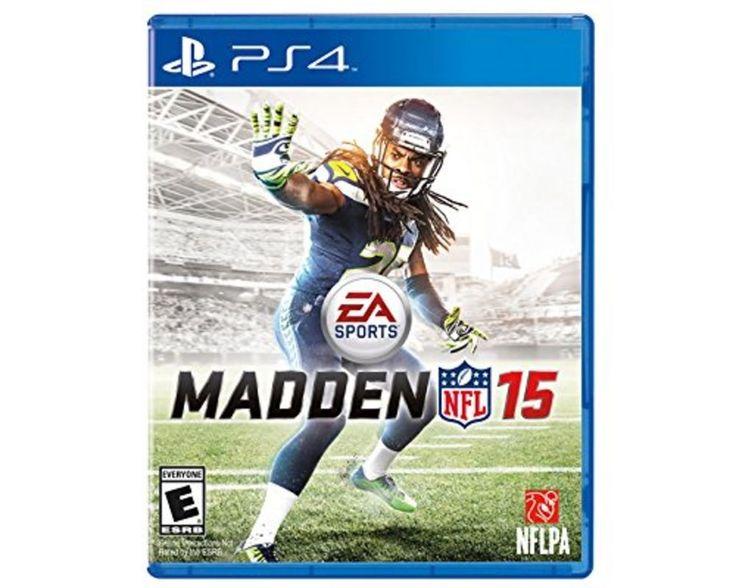 Madden NFL 15 PlayStation 4 EA Sports Football Video Games