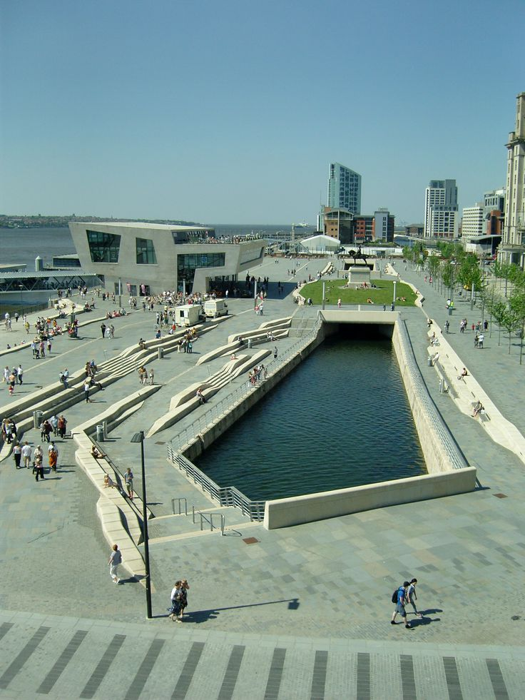 LJMU photo competition 2014 shortlist: Liverpool Canal link on the waterfront by Amanda Campbell