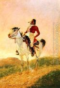 Frederic Remington: Modern Comanche