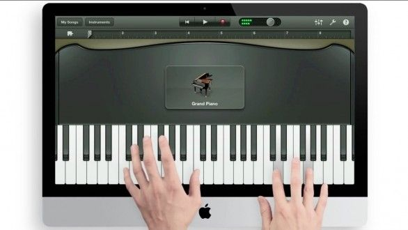 30 apps per insegnare musica con l'iPad