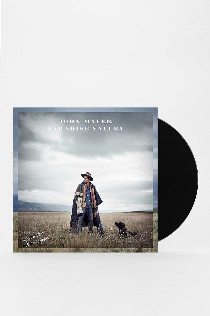 John Mayer - Paradise Valley 2xLP