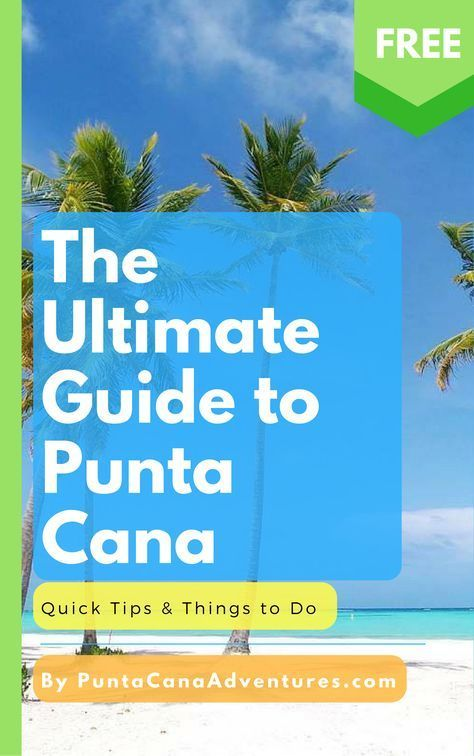 Punta Cana offers delightful adventures and excursions for the explorer. Here is our list of best fun things to do in Punta Cana, Dominican Republic!